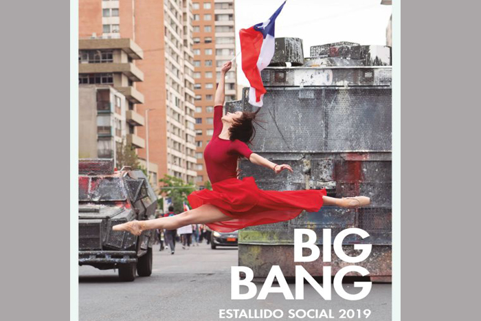 "Cita de libros: ""Big bang"", el libro que explica el estallido social"