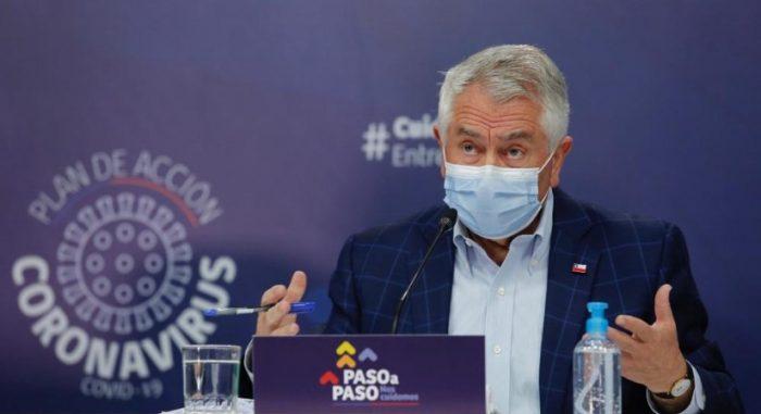 Minsal reporta leve aumento de nuevos contagios y muertes por Covid ya superan las 10 mil