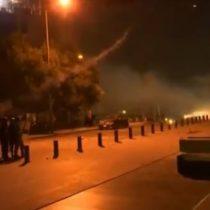 Crece la tensión en Líbano: centenares de personas protestaron por la mega explosión en Beirut