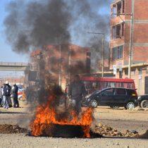 Protestas se mantienen en Bolivia tras fracasar intentos de diálogo