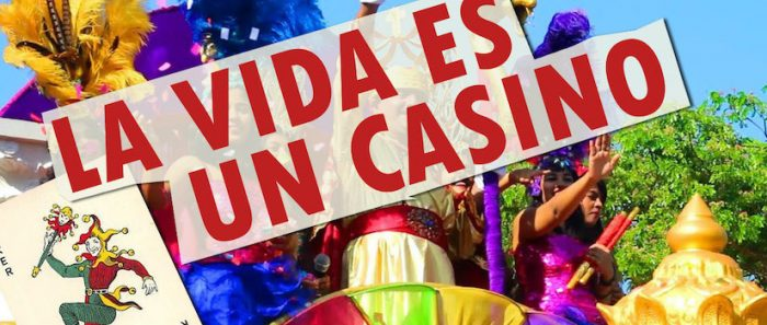 «La vida es un casino»: Obras de destacados artistas nacionales son parte de rifa en apoyo a trabajadores audiovisuales