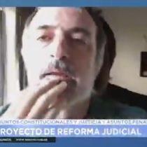 Quedó en evidencia: senador argentino simuló su presencia con imagen propia durante sesión legislativa vía zoom