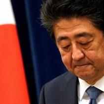Shinzo Abe anuncia su dimisión como primer ministro de Japón