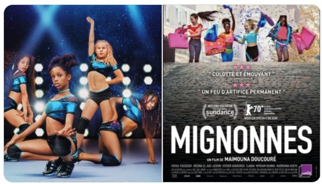 """Más de 230 mil personas firman petición para que Netflix cancele el estreno de la película """"Guapis"""" (Mignonnes) acusados de sexualizar a niñas de 11 años"""