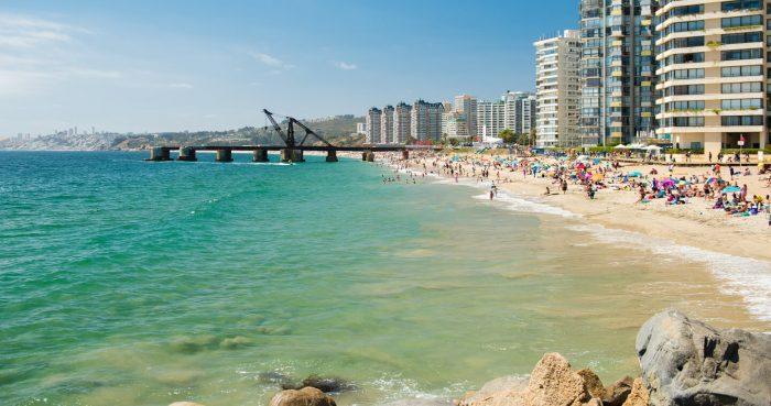 Viña del Mar lanza plan para reactivar el comercio y el turismo