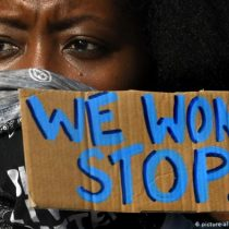 Marcha en Washington contra el racismo: hito histórico en Estados Unidos