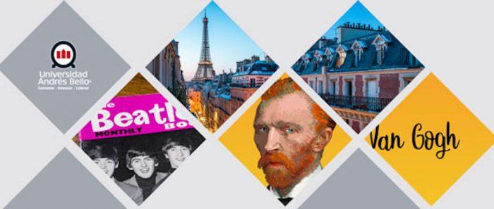 """Charlas UNAB: Encuentro Cultural """"El arte en las culturas"""" vía online"""