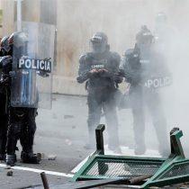 Corte Suprema de Colombia afirma que intervención policial en protestas ha sido