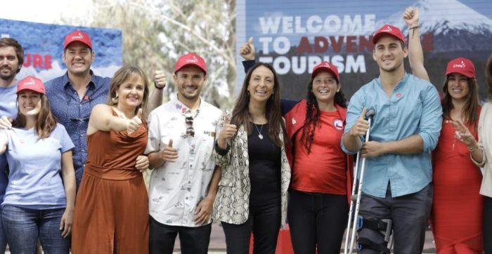 Bienvenidos al Turismo Aventura: campaña protagonizado por deportistas chilenos gana premio internacional