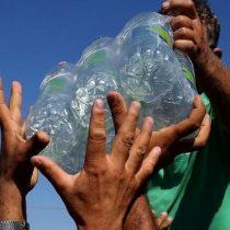 nota robo agua BBC-EPA