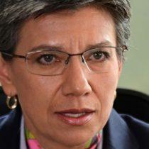 Claudia López, alcaldesa de Bogotá: