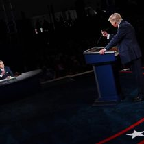 """El análisis comunicacional de Cristián Leporati del discurso persuasivo de Trump: """"Es gritar, no tiene lógica ni sentido común"""""""