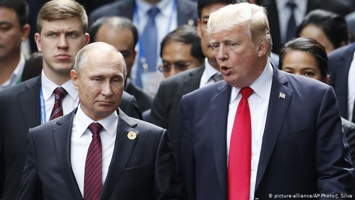 Putin propone a EE. UU. reestablecer relaciones informáticas y no intervenir en elecciones