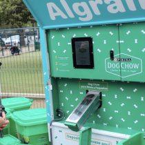Lanzan sistema sustentable de venta de alimento para mascotas