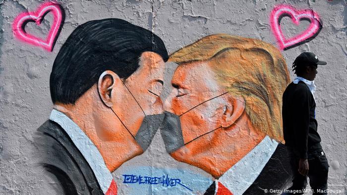 Los alemanes tienen más miedo a Trump que al coronavirus
