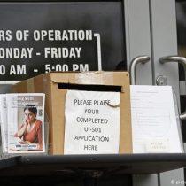 EE.UU. registra 860.000 peticiones de subsidio de desempleo