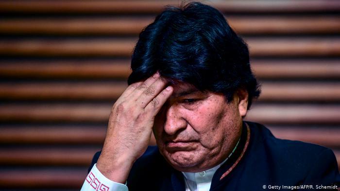 Tribunal confirma inhabilitación de Evo Morales como candidato al Senado