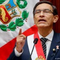 Perú: Constitucional rechaza suspender juicio contra Vizcarra