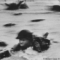 Robert Capa, el fotógrafo que mejor captó la Segunda Guerra Mundial