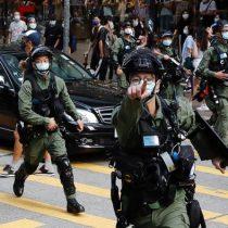 Al menos 90 detenidos en Hong Kong en protesta contra aplazamiento de elecciones
