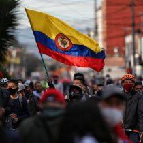 Disturbios cierran día de perdón y reconciliación contra violencia en Bogotá
