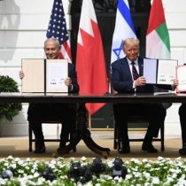 Israel firma con Emiratos Árabes Unidos y Baréin los Acuerdos de Abraham en la Casa Blanca