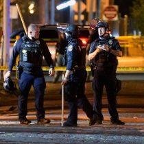Segunda noche de manifestaciones: arrecian las protestas en Louisville por la muerte de Breonna Taylor