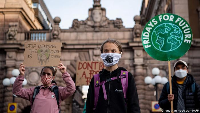 Movimiento Fridays for future: los jóvenes activistas climáticos se toman de nuevo las calles