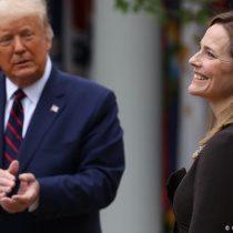 Trump nomina a jueza conservadora Amy Coney Barrett para la Suprema Corte de Justicia