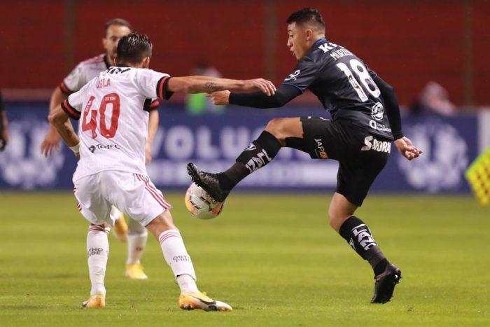 Amargo debut de Mauricio Isla: Independiente del Valle goleó al Flamengo y le dio su peor derrota en Copa Libertadores
