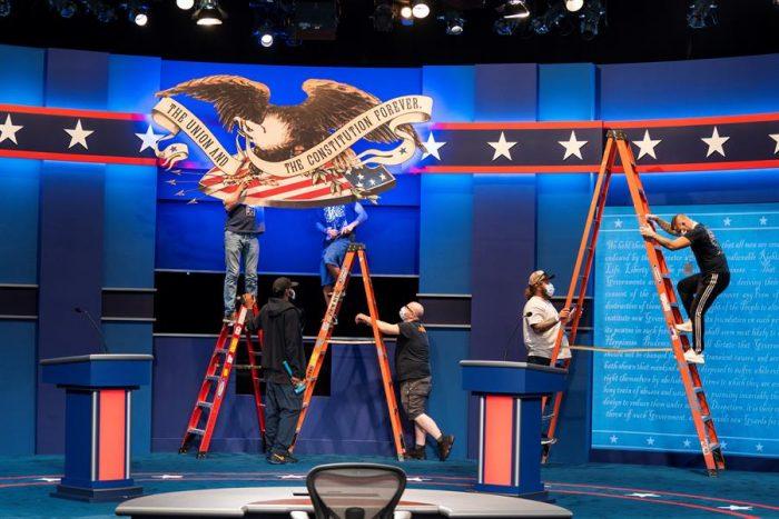 """Todos los ojos del mundo en el primer debate: Trump y Biden tendrán """"choque de estilos"""" esta noche en Cleveland"""
