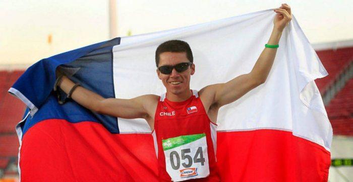 """Cristián Valenzuela: """"Quiero que el deporte paralímpico sea considerado por sí mismo, no como el hermano chico del olimpismo"""""""