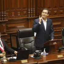 """Vizcarra en su """"Día D"""" ante el Congreso: """"El Perú no puede estar detenido por unos audios sin ninguna validez"""""""