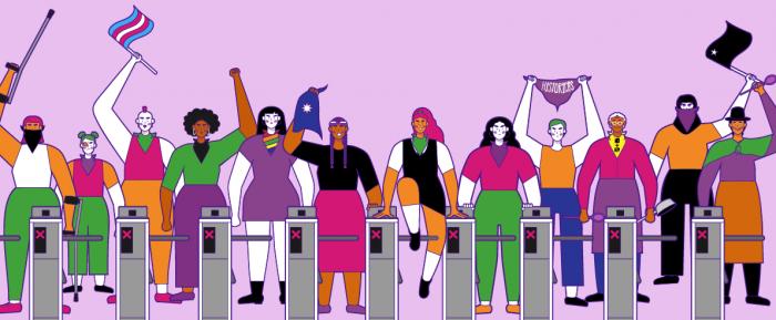 """Coordinadora Feminista 8M: """"Aprobamos confiar en la potencia que tenemos para transformarlo todo"""""""