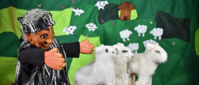 Con historia de la cultura picunche inicia ciclo de Títeres para la Familia Teatro Azares vía online