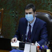 Diego Paulsen (RN) sobre abstención de Pamela Jiles en moción de censura: