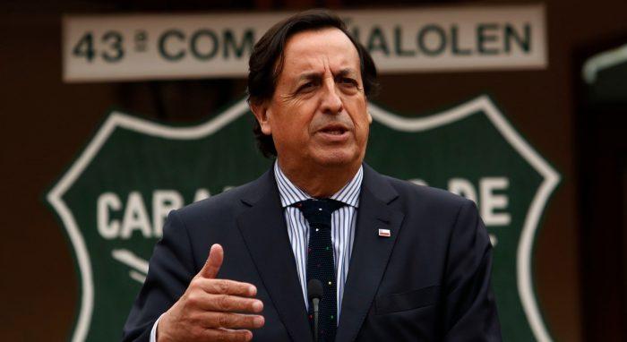 Víctor Pérez bajo el fantasma de la acusación constitucional: DC y PPD amenazan con el libelo si no aplica la Ley de Seguridad del Estado contra camioneros