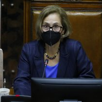 Como en el Gobierno de Aylwin: senadora Muñoz dio a conocer conformación de la mesa de verdad, justicia y reparación para víctimas de violaciones a los Derechos Humanos durante el estallido social