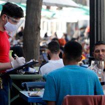 Más de 10 mil los puestos de trabajo se han recuperado con reapertura de restaurantes en comunas con fase 3