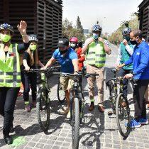 Nueva etapa de Parquemet permitirá ingreso de ciclistas