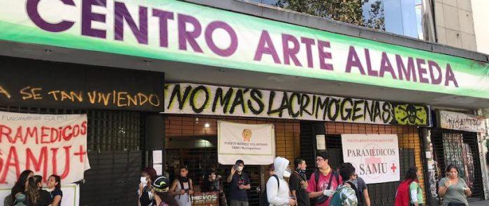 """Ciclo """"Octubre insurrecto"""" de Centro Arte Alameda vía online"""