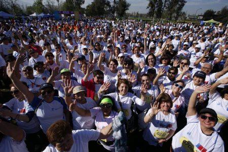 Celebrarán este sábado el Día del Adulto Mayor con inédita y masiva caminata virtual