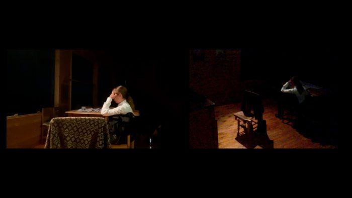 """Obra """"Caníbal"""" en Teatro La Memoria"""