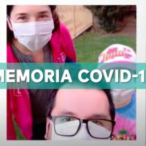 Memes, fotos, videos, cartas y virales forman parte del proyecto Memoria Covid-19 de la Universidad de Chile