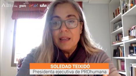 Soledad Teixidó: