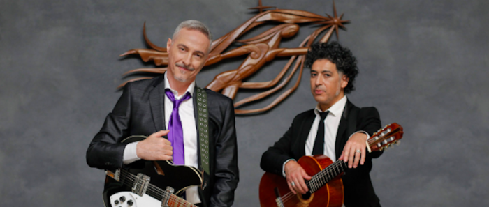 """""""Abrazo de Hermanos"""" de Manuel García y Pedro Aznar ganó el Premio Gardel a """"Mejor Álbum Conceptual"""""""