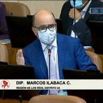 DiputadoIlabaca(PS) llama a sus colegas de la Comisión de Constitución a apoyar proyecto de retiro de fondos previsionales a pacientes terminales