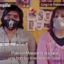 """""""El plebiscito es del pueblo"""": Fabiola Campillai participó en la franja electoral del plebiscito en favor del Apruebo"""