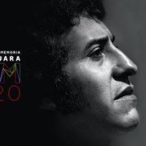 Festival Arte y Memoria 2020 en homenaje a Víctor Jara vía online