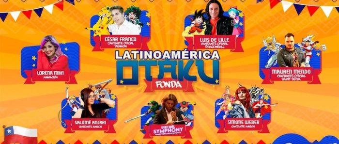Fonda Otaku reúne a las voces de openings de anime en concierto vía online